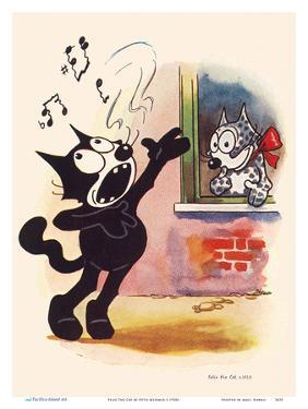 Felix The Cat by Otto Messmer