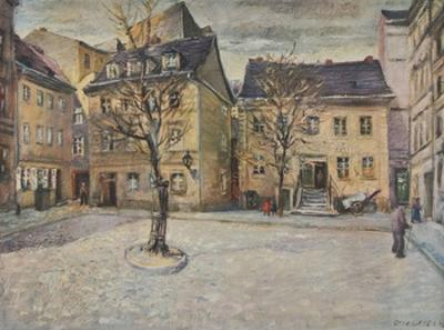 Jewish Courtyard - Berlin