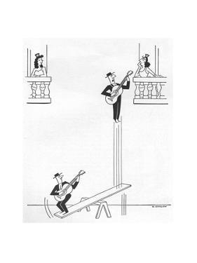 New Yorker Cartoon by Otto Soglow