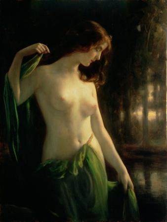 Water Nymph by Otto Theodor Gustav Lingner