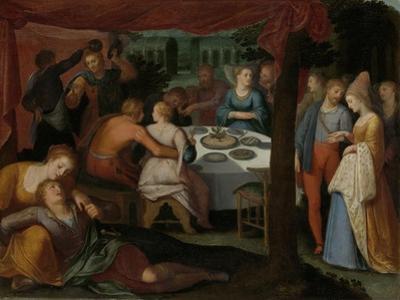 A Nocturnal Banquet, Otto Van Veen