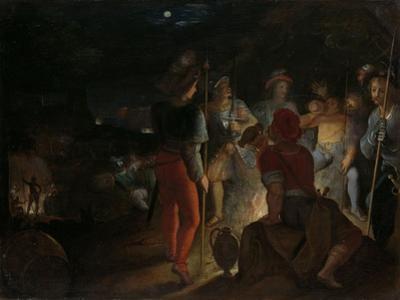 Batavians Besiege the Roman Army Regiments at Vetera