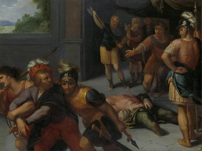 Beheading of Claudius Paulus and the Capture of Julius Civilis