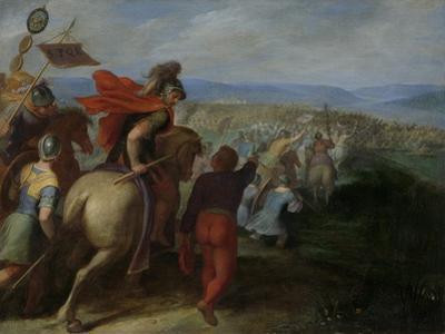 Romans Nearly Overpower the Army of Julius Civilis Through the Treachery of a Batavian