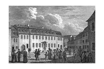 Goethe Weimar Home