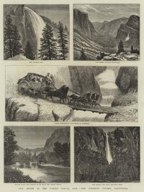 Our Artist in the United States, XVII, the Yosemite Valley, California