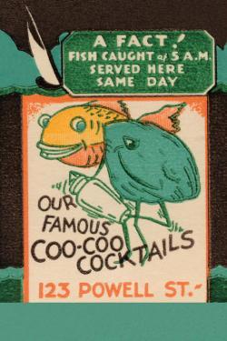 Our Famous Coo-Coo Cocktails