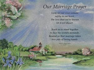 Our Marriage Prayer