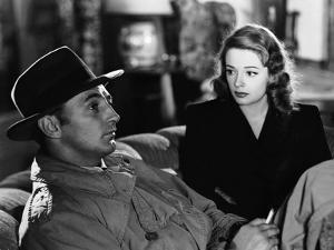 Out Of The Past, Robert Mitchum, Jane Greer, 1947
