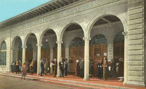 Outdoor Post Office, St. Petersburg, Florida