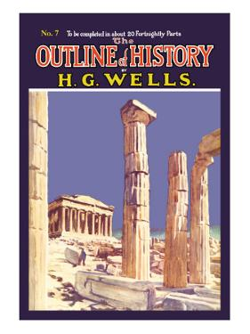 Outline of History by H.G. Wells, No. 7: Ruins