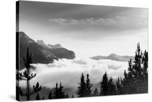 Over the Clouds, Banff National Park, Alberta