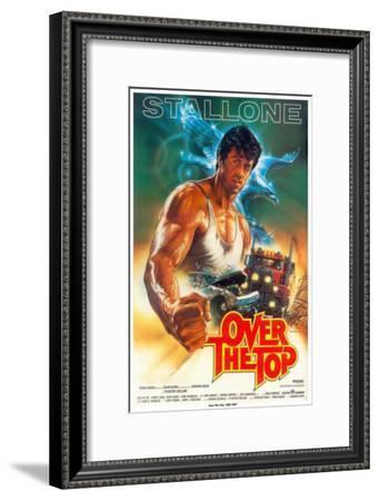 Over the Top--Framed Masterprint