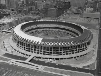 Overview of Busch Stadium