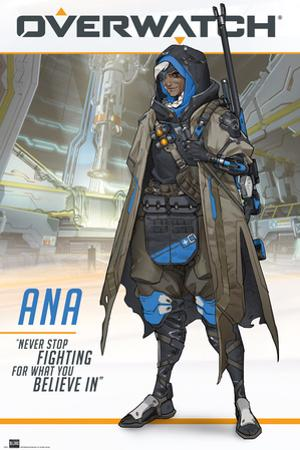 Overwatch - Ana
