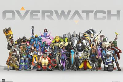Overwatch - Anniversary Line Up