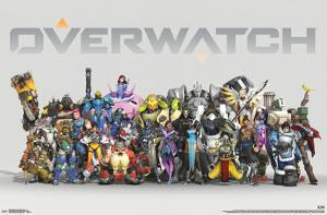 Overwatch - Anniversary Line Up
