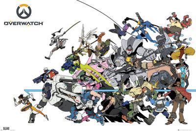 Overwatch - Battle