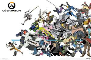 OVERWATCH - COVER