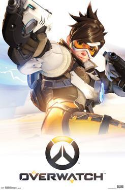 Overwatch- Game Cover