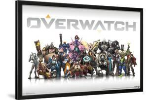 OVERWATCH - GROUP