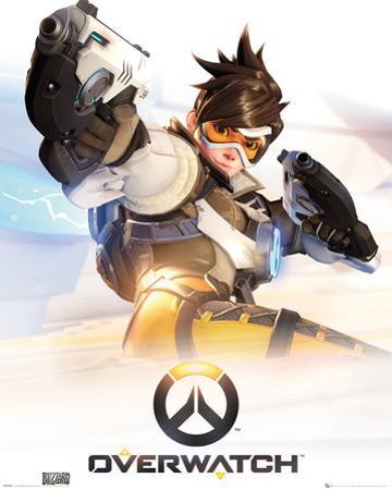 Overwatch- Tracer