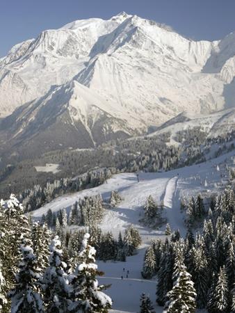 Mont Blanc by Owen Franken