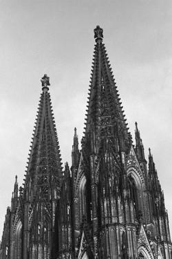Steeples on the Cologne Cathedral by Owen Franken