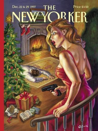 The New Yorker Cover - December 22, 1997