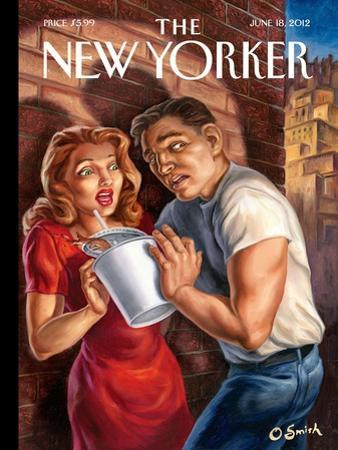 The New Yorker Cover - June 18, 2012