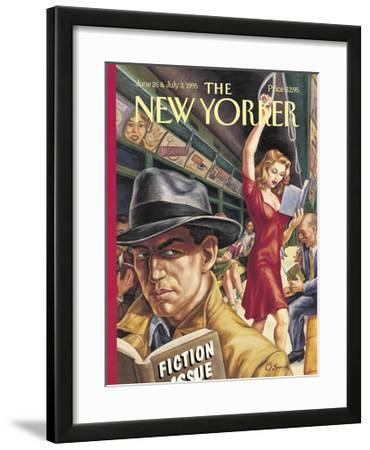 The New Yorker Cover - June 26, 1995