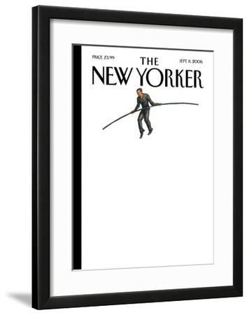 The New Yorker Cover - September 11, 2006
