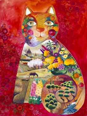 Cat Armenian by Oxana Zaika