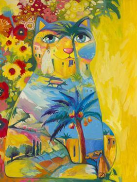 Orient Cat 2 by Oxana Zaika