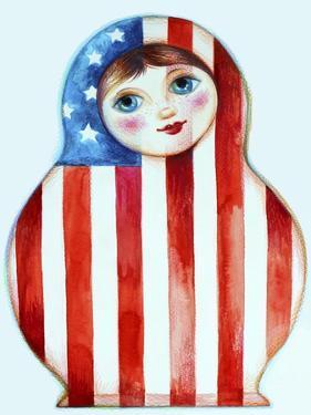 Russian Doll by Oxana Zaika