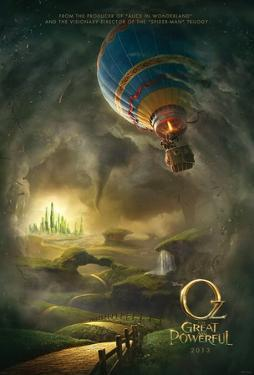 Oz The Great and the Powerful - a prequel to Wizard of Oz