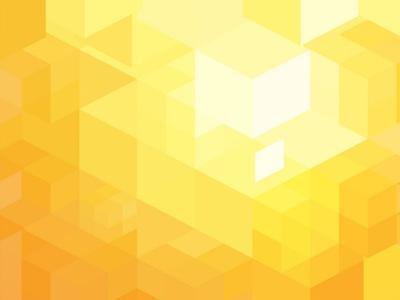 Retro Orange Geometric Pattern for Modern Hipster Design by Ozerina Anna