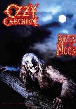 Ozze Osbourne - Bark Moon