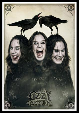 Ozzy - Three Headed