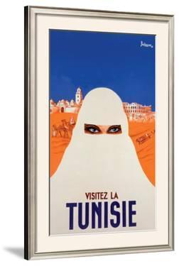 Visitie la Tunisie by P. Ballenger