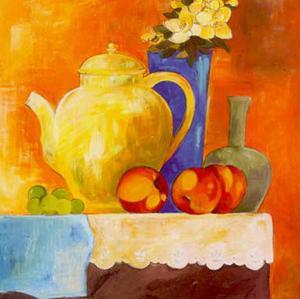 Breakfast Arrangements III by P. Clement
