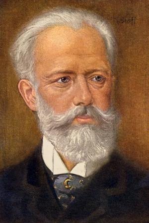 P I Tchaikovsky