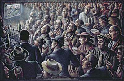 The Outsider, 1994 by P.J. Crook