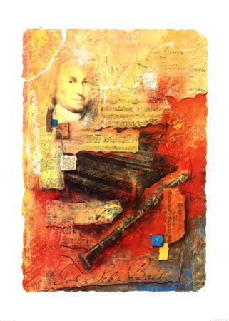 Bach by P. Klinge