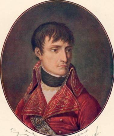 Napoleon I as First Consul 1803