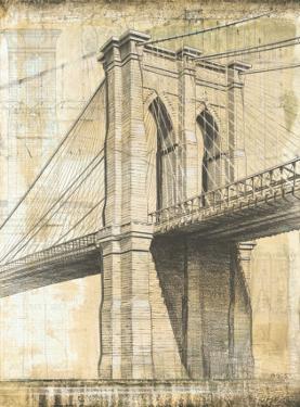 Brooklyn Bridge by P. Moss