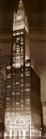 Woolworth Building by P. Moss