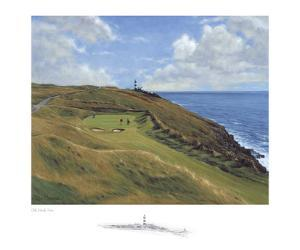 16th At Old Head Kinsale by P^ Munro