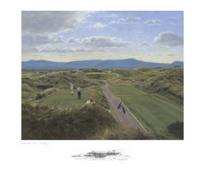 Waterville 12th Hole by P^ Munro