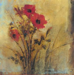 Floral Spray II by P. Patrick